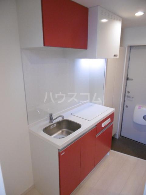 Glanz新松戸 105号室の風呂