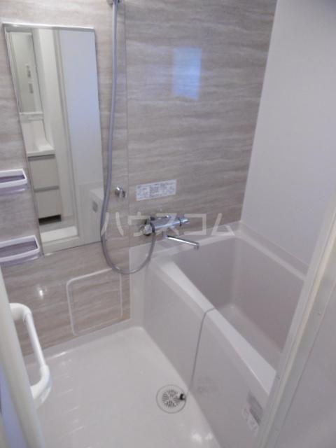 Glanz新松戸 105号室の洗面所