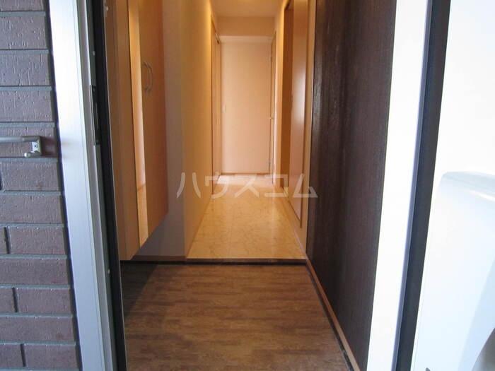 サンライフA棟 201号室の設備