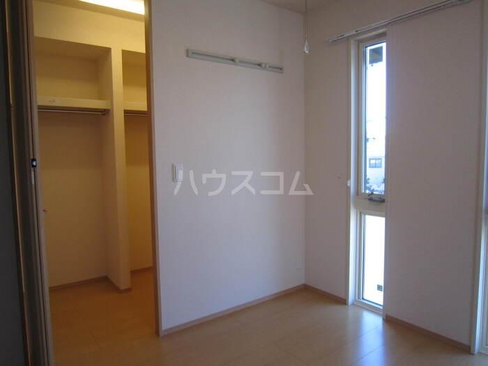 サンライフA棟 201号室の収納