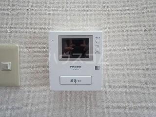 パルコート 301号室のセキュリティ