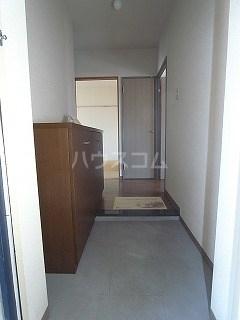 パルコート 301号室の玄関