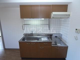 パルコート 301号室のキッチン