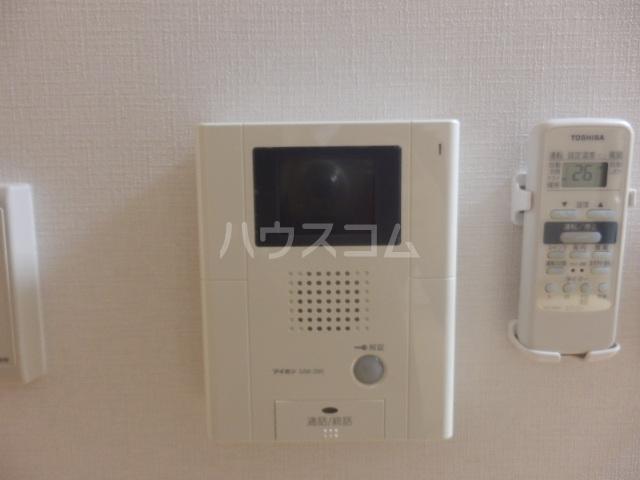 T・I-SQUARE 202号室のセキュリティ