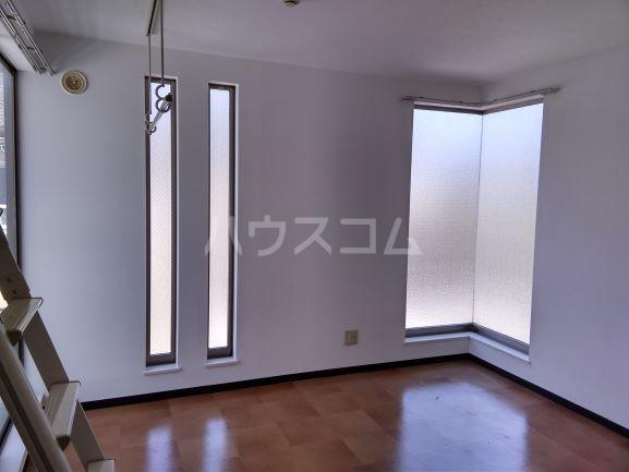セルティ鳴海 201号室のベッドルーム