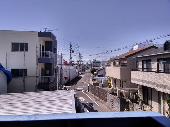 セルティ鳴海 201号室の景色