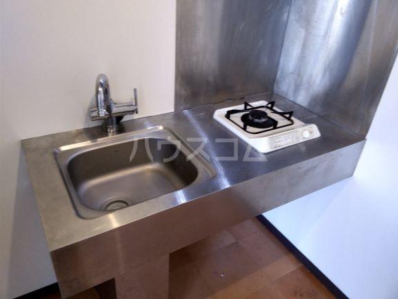 セルティ鳴海 201号室のキッチン
