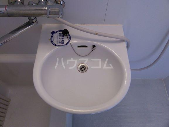 セルティ鳴海 201号室の洗面所