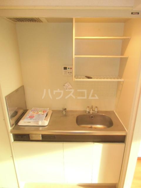 シャルム大堀 301号室のキッチン