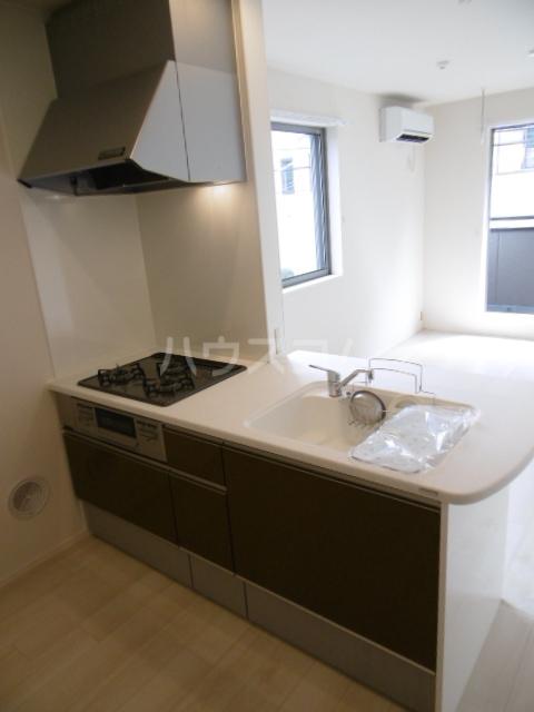 GRAND-SUITE IWASE 101号室のキッチン