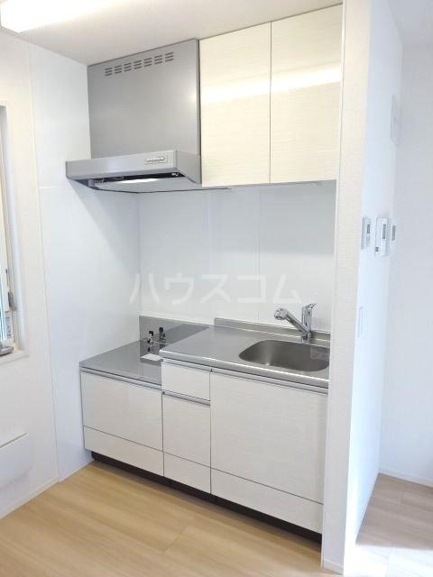 ハウオリ 201号室のキッチン