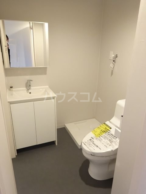 Pinofiore Cielo 201号室の洗面所