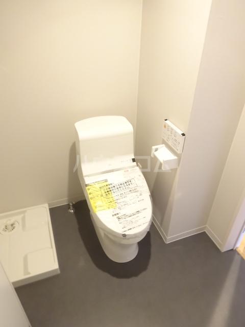 Pinofiore Cielo 201号室のトイレ