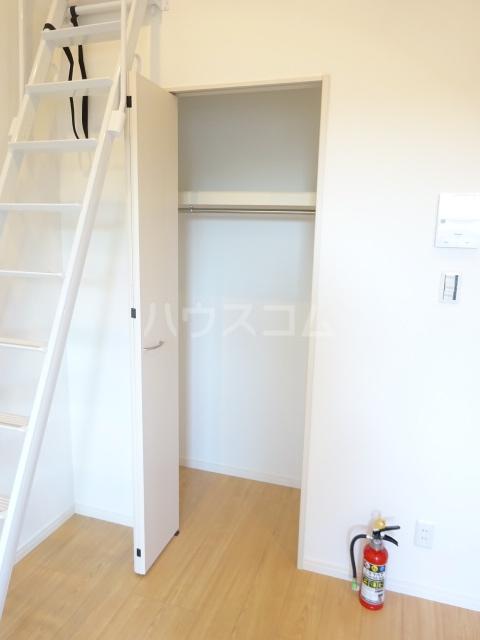 Pinofiore Cielo 201号室の収納