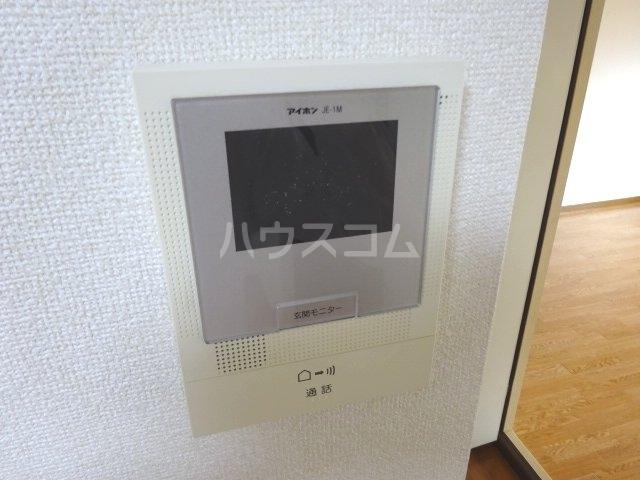ライプニングコーポD 103号室のセキュリティ