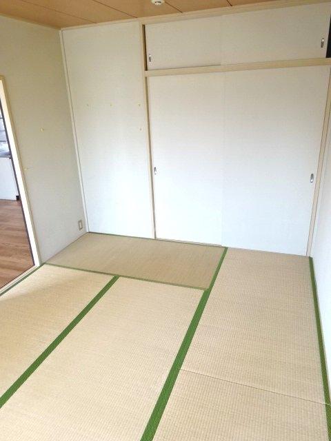 ライプニングコーポD 103号室の居室