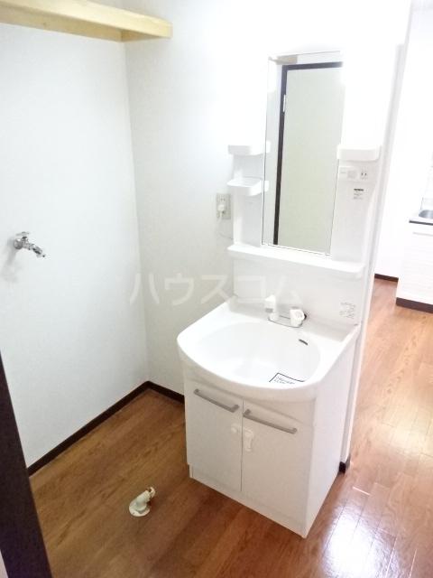 ライプニングコーポD 103号室の洗面所