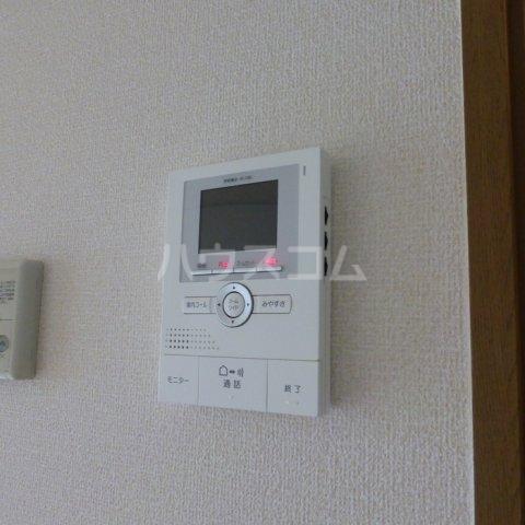 エステーラ 00203号室のセキュリティ