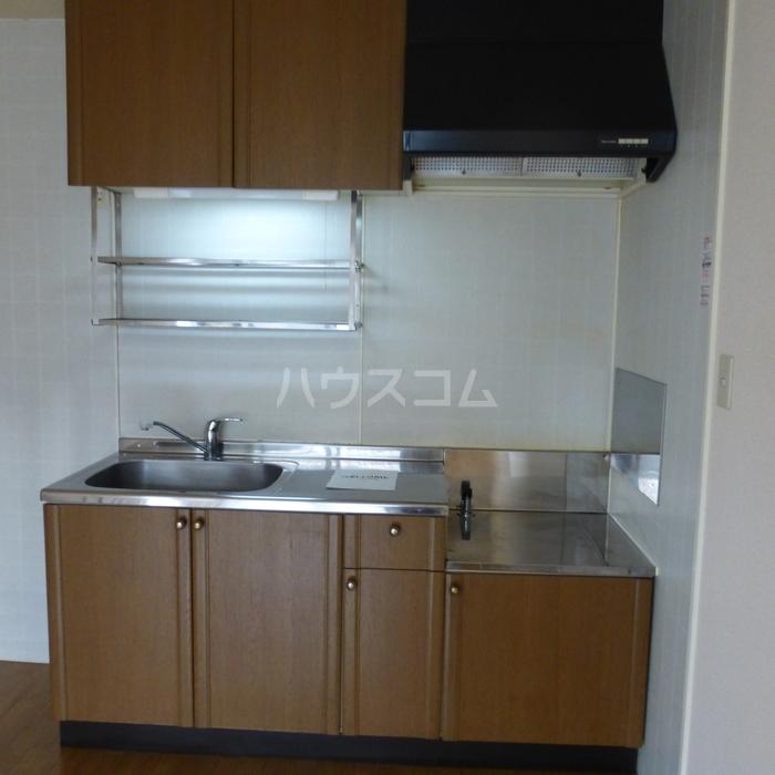 エステーラ 00203号室のキッチン
