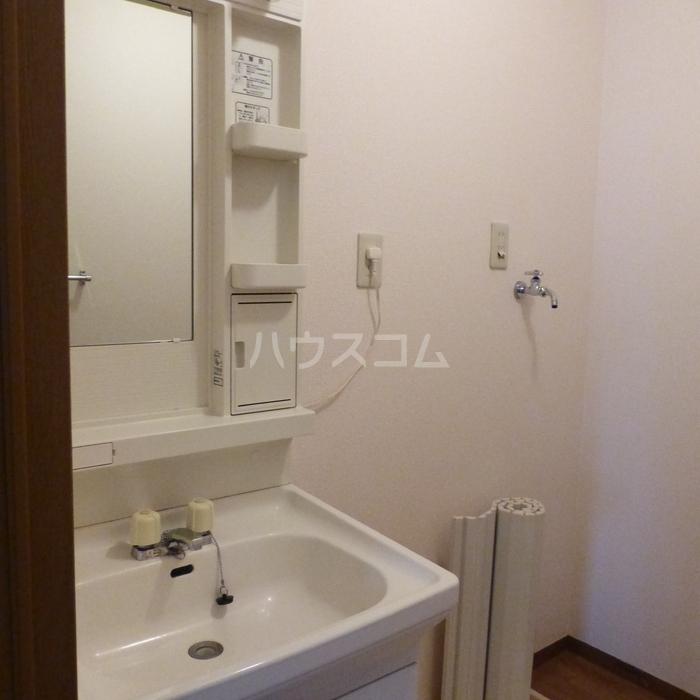 エステーラ 00203号室の洗面所