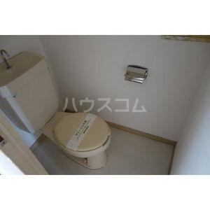 ラフォーレ鳴海 3C号室のトイレ
