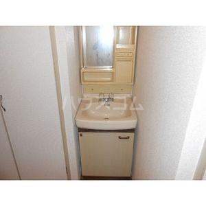 ラフォーレ鳴海 3C号室の洗面所