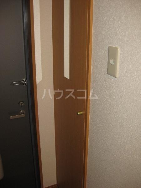 ブランシェ 平手南 102号室の収納
