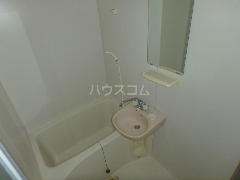 リバティヒル幸E 202号室の風呂