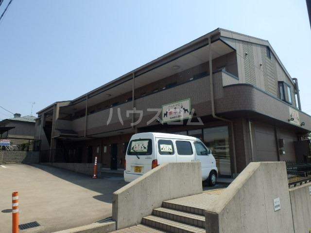 シャトー栗見坂Ⅱ 202号室の外観