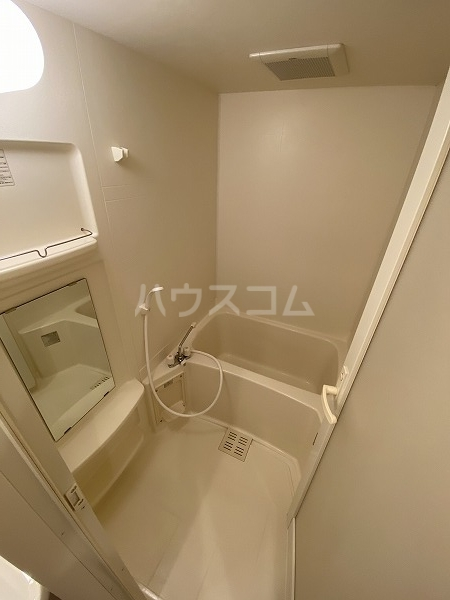ノーブルスクエア 208号室の洗面所