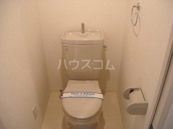 ノーブルスクエア 405号室のトイレ