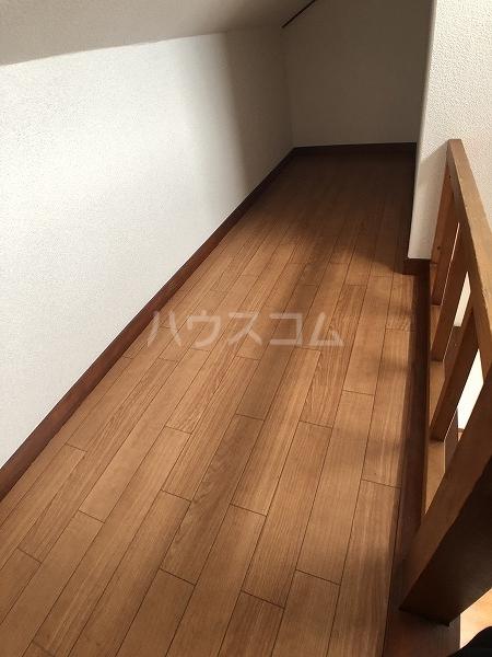 サンエフ福岡 205号室の収納