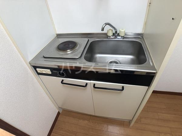 サンエフ福岡 205号室のキッチン