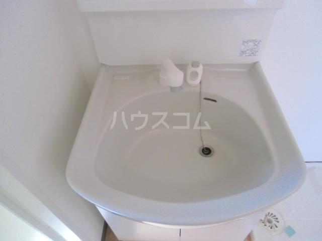 ユニファイ新瑞橋 8C号室の洗面所