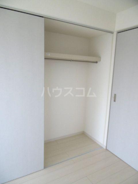リブリ・オルテンシア 211号室の収納