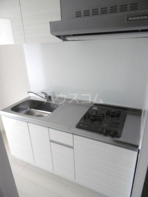 リブリ・オルテンシア 211号室のキッチン