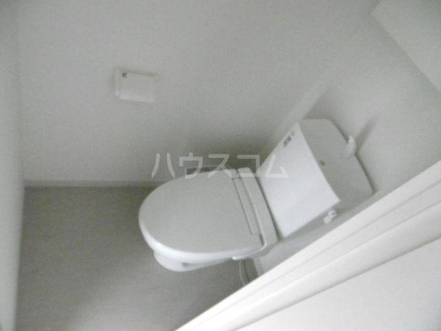 リブリ・オルテンシア 211号室のトイレ
