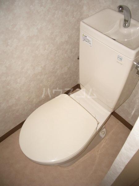 ヤカタハイツ 302号室のトイレ