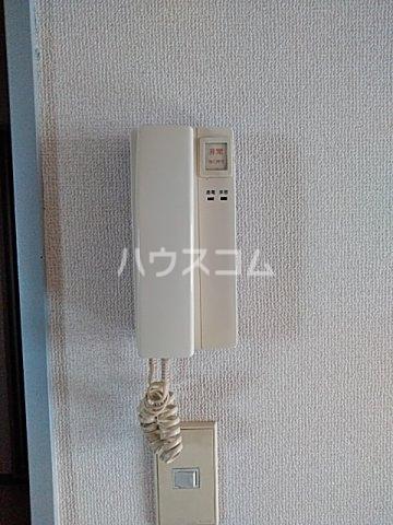 コンフォート・ISHII 105号室のセキュリティ