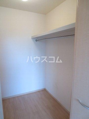 クレールN 101号室の収納