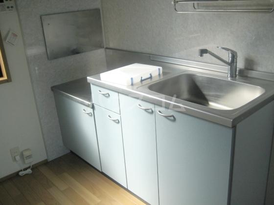 エスポワールB 102号室のキッチン