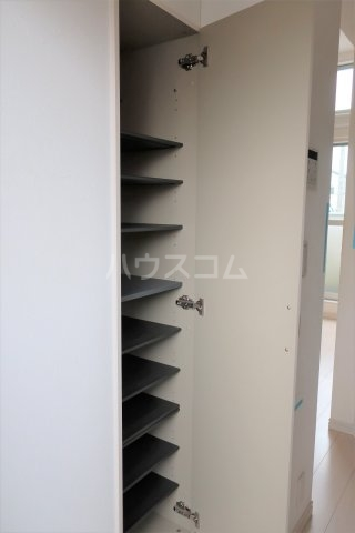 Garuda大同 205号室の収納