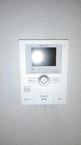 メゾンルミエール 201号室のセキュリティ