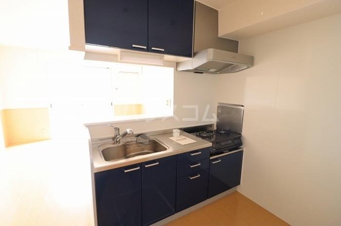 フィットK2 103号室のキッチン