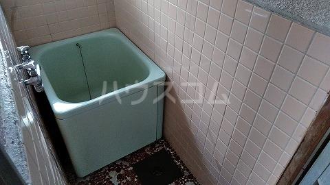 有貴荘 202号室の風呂