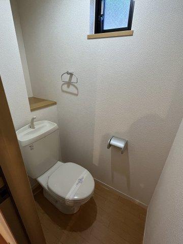 ヴェセリー本八幡 203号室のトイレ
