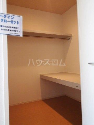 モダンコート藤 102号室の収納