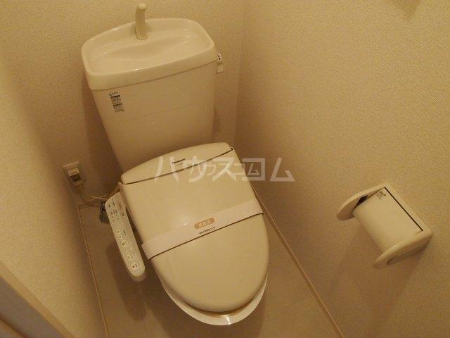 モダンコート藤 102号室のトイレ
