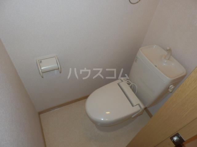 シャルモン・ナポールⅡ 205号室のトイレ