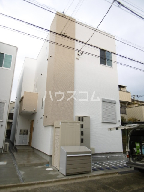 RIZEST TY新松戸Ⅱ外観写真